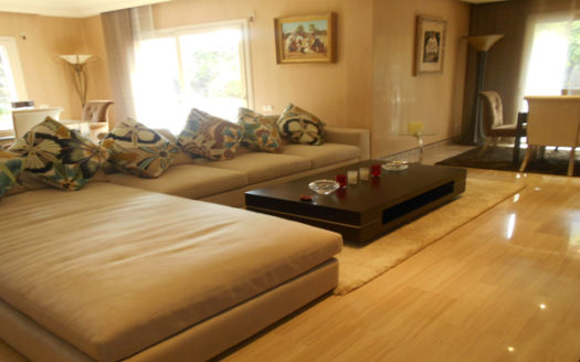 Vente Appartement de luxe en plein hivernage
