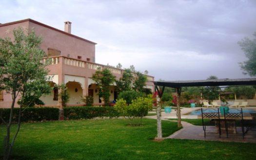 Vente villa privée avec piscine pas cher