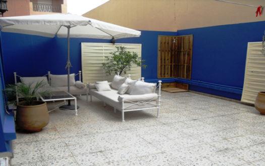 Vente Duplex avec une grande terrasse
