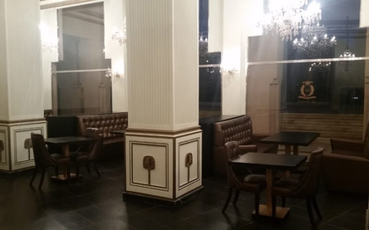Vente restaurant brasserie de luxe