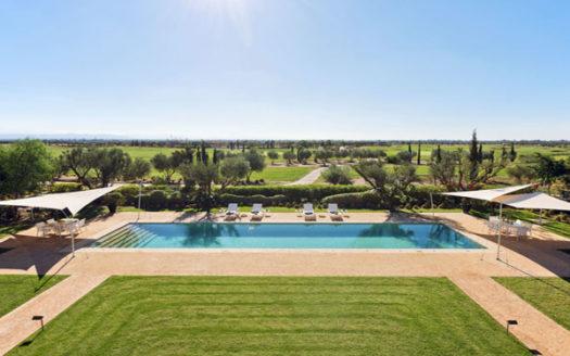 Vente villa contemporaine du golf Al Maaden