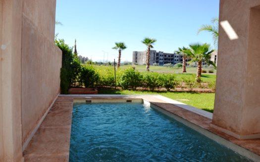 Location villa moderne à prestigia