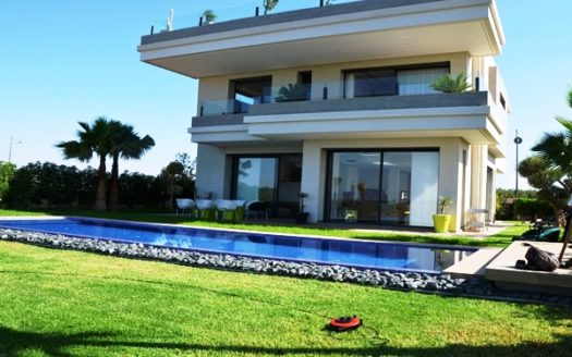 Villa sur golf Marrakech en vente