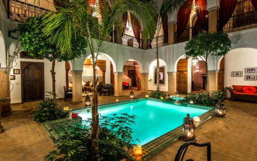 Vente Riad exploite en maison d hote