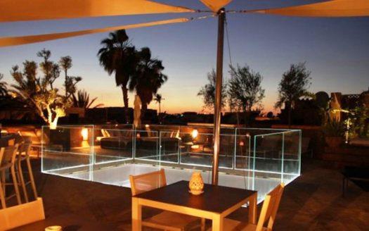 Riad de luxe avec piscine proche de la place