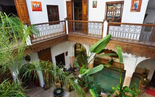 Riad maison d hote avec piscine