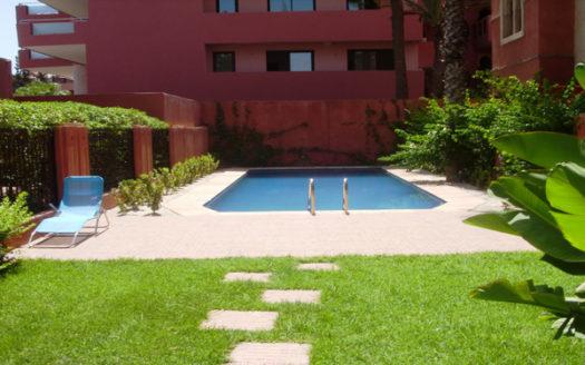 Appartement en location hivernage Marrakech