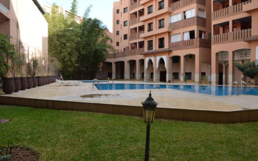 Apartment for sale in Gueliz Marrakech
