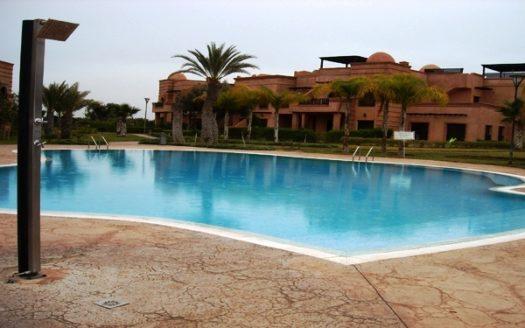 Location longue durée Appartement route de Fès marrakech