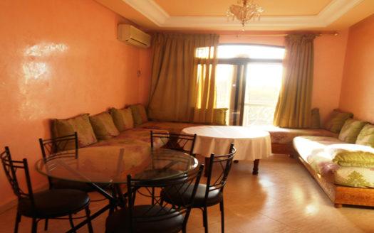 Appartement avec terrasse en Location longue durée marrakech