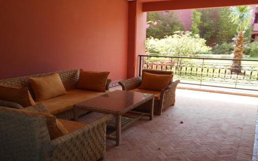 Appartement avec terrasse en Location longue durée
