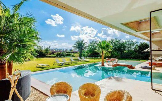 Location vacance villa sur route amezmize
