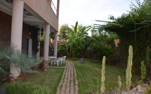 Location vacance villa moderne Targa