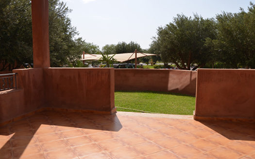 Appartement avec piscine en location