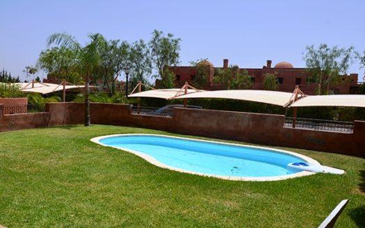 Vente Appartement avec piscine palmeraie