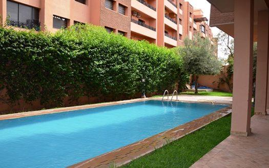 Location Appartement avec piscine hivernage
