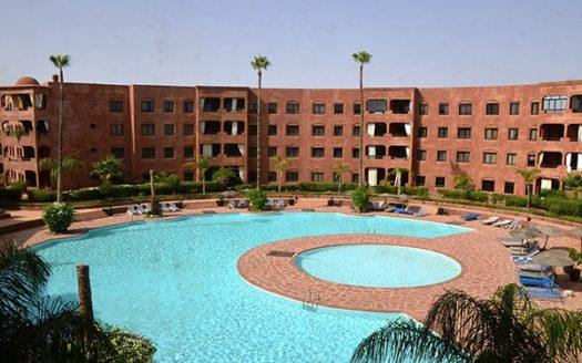 Location Appartement avec terrasse palmeraie