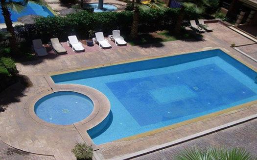 Location Appartement avec piscine