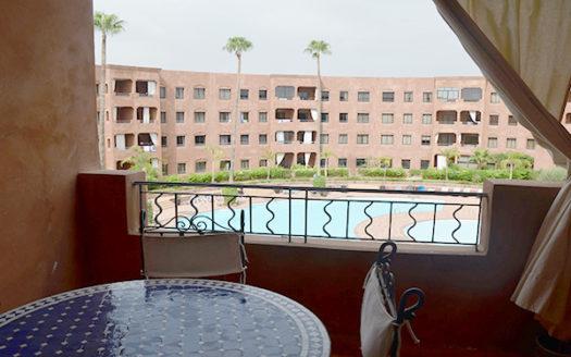 Location Appartement palmeraie marrakech