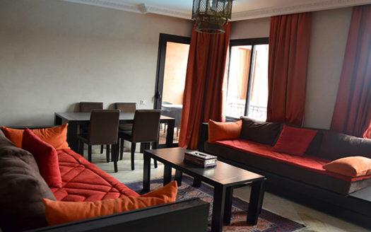 Appartement palmeraie marrakech en location