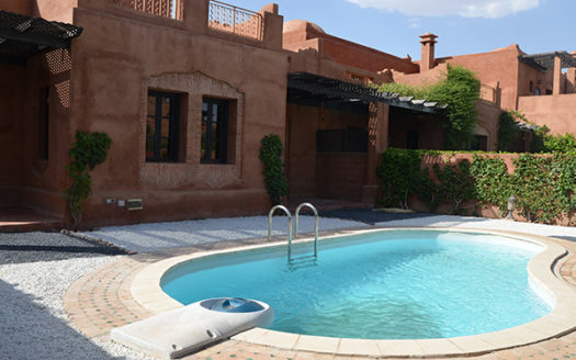 Location vacance villa avec piscine