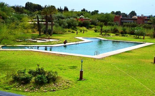 location vacance villa Route Ouarzazate
