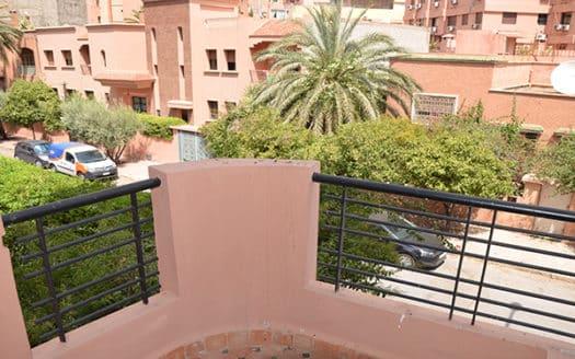 Location longue durée Appartement vide marrakech, Au cœur de la nouvelle ville de Marrakech Guéliz proche de tous commerces (Loisirs & Shopping) dans une résidence calme et sécurisée