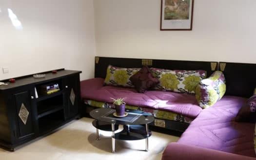 Un studio en location longue durée gueliz marrakech