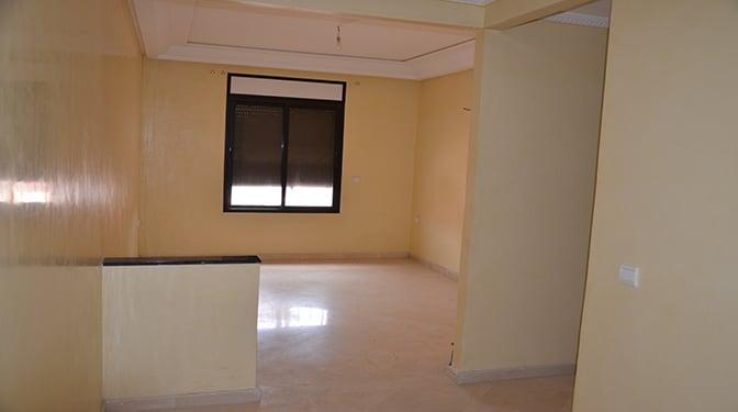 Location un Appartement vide guéliz