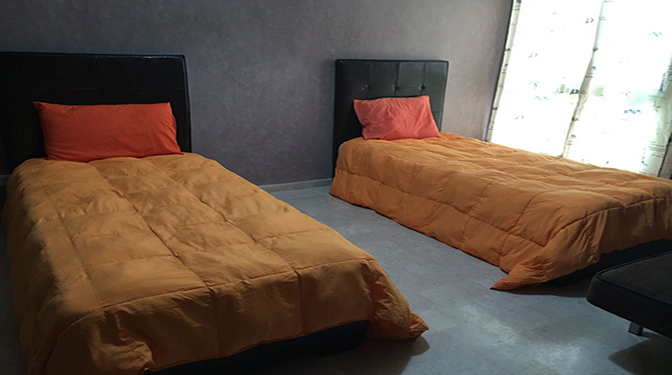 Location Appartement route de casa Marrakech