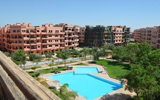 location appartement avec vue piscine