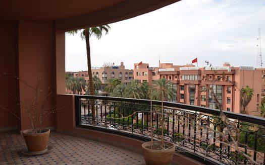 Location Appartement vide avec terrasse