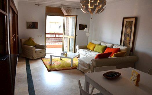 Appartement moderne dans une résidence calme