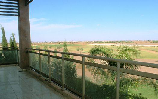 Location villa avec piscine dans un domaine golfique