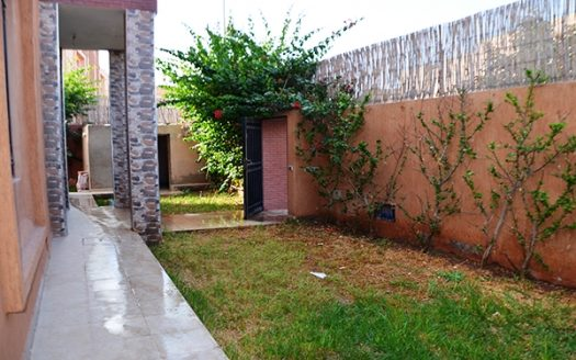 location villa Targa vide