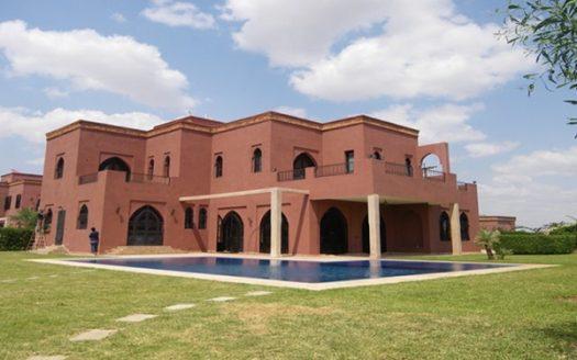Location villa vide