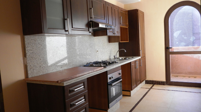 vente appartement sur targa
