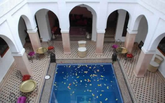 Riad en location Gérance libre Médina