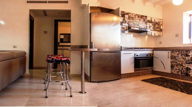 location longue dur e appartement f3. Black Bedroom Furniture Sets. Home Design Ideas
