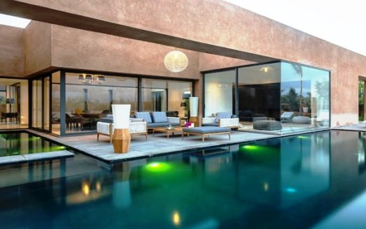 Vente Villa de prestige avec vue atlas