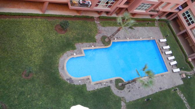 marrakesh opportunity location longue dur e appartement meubl e. Black Bedroom Furniture Sets. Home Design Ideas