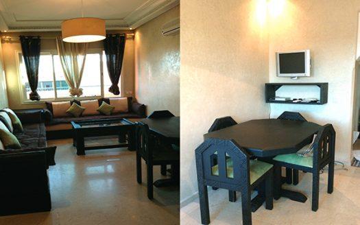 Appartement en location longue durée dans une résidence de standing