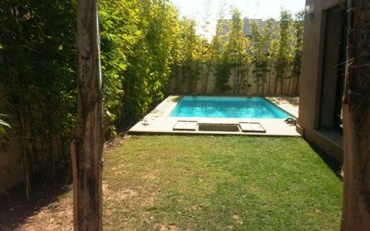 Vente petite villa contemporaine Amelkis
