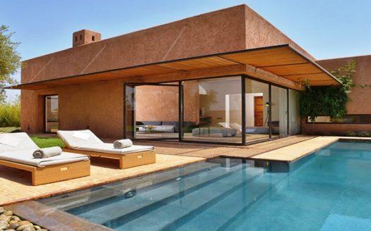 Vente villa moderne dans un domaine golfique