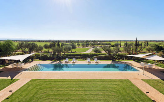 Vente villa contemporaine du golf Al Maaden
