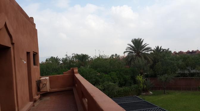 Location Villa vide avec piscine la palmeraie