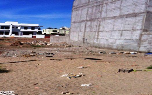 Vente lot de terrain titré proche du centre ville Guéliz