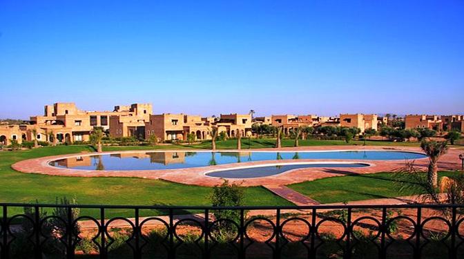 marrakesh opportunity location logue dur e villa pas cher sur la route de fes. Black Bedroom Furniture Sets. Home Design Ideas