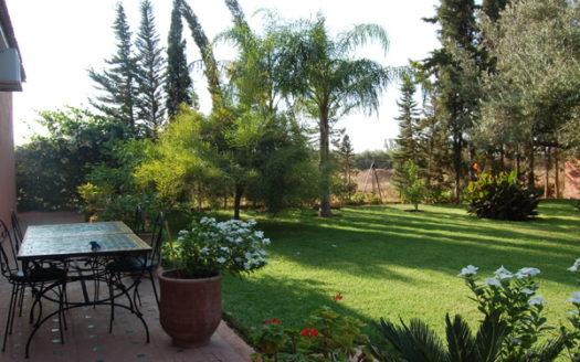 Villa avec piscine proche Marrakech route Ourika