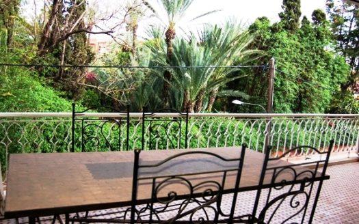 Vente Appartement avec terrasse proche des jardins Majorelle